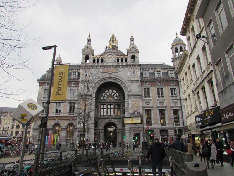 Gara Antwerp