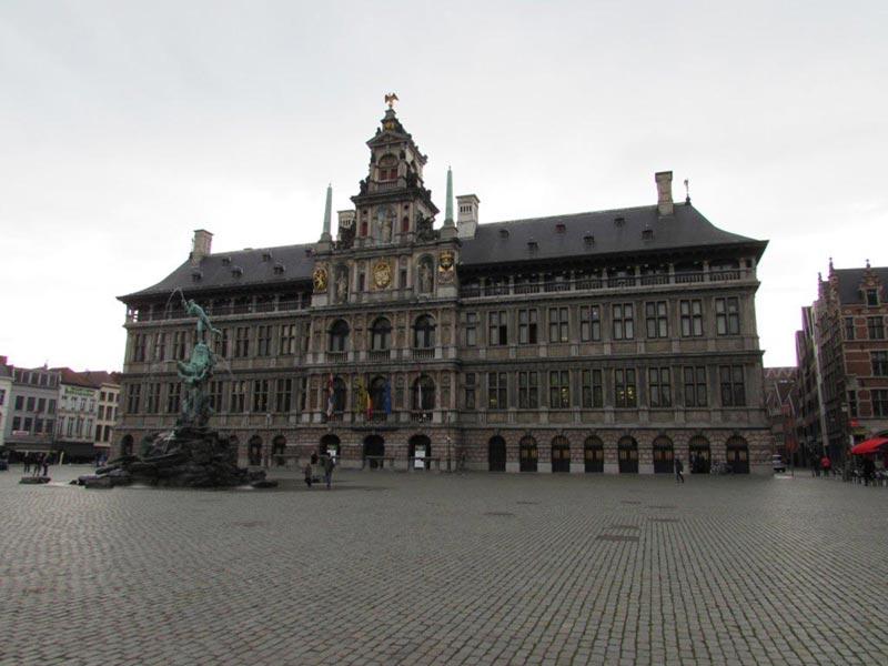 Primaria din Antwerp