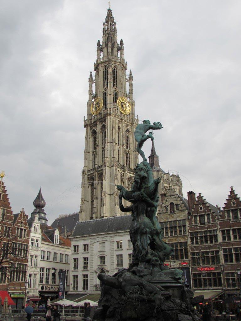 Catedrala Notre Dame Antwerp