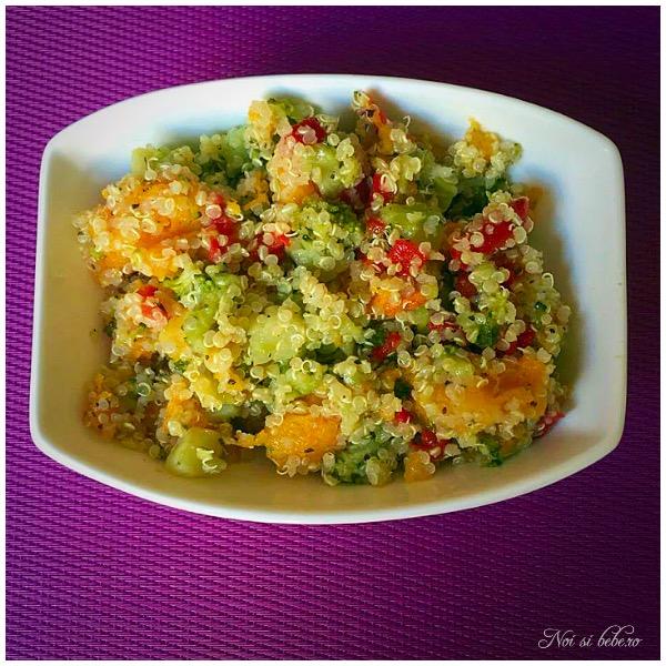 Quinoa in 3 culori
