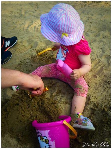 Nisip bebe