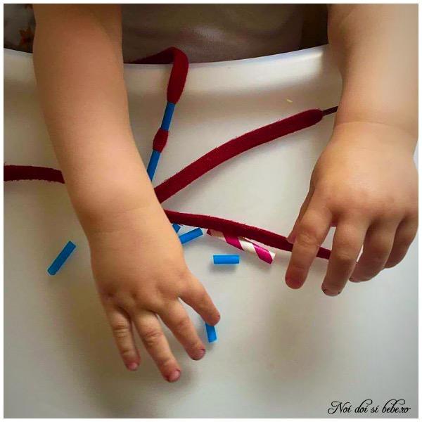 paie pe şnur Montessori