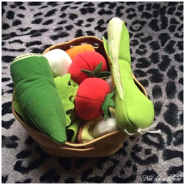 Cos legume copii