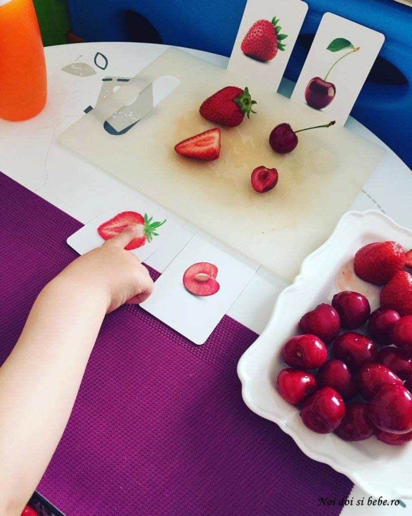 carduri cu fructe si legume