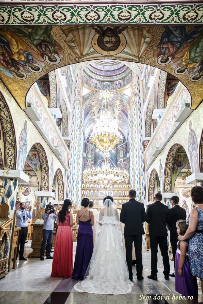 nunta in biserica
